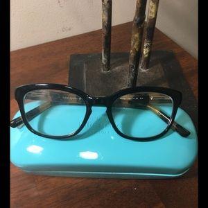 Kate Spade tortoise shell reading glasses